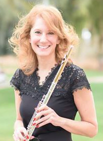 Laura Strickland flute SoSco Duo Phoenix